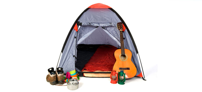 Tent – 2+ persons