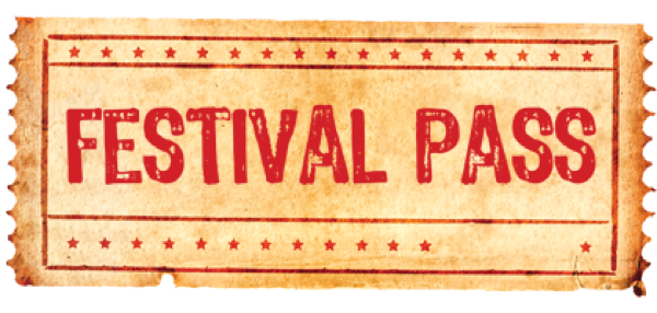 Weekend Festival Ticket